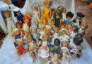 Subasta Solidaria de 40 muñecas Vintage